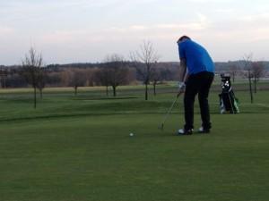Golf-Opening 8